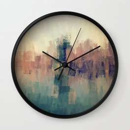 Paint collection Wall Clock