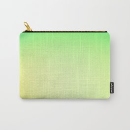 LIME / Plain Soft Mood Color Blends / iPhone Case Carry-All Pouch