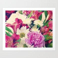 Timeless {Flower Floral Photography} Art Print