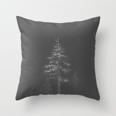 Twenty Five Light Years Throw Pillow