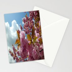 Reach to the sky Stationery Cards
