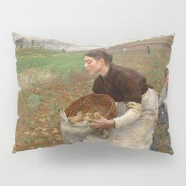 October by Jules Bastien-LePage Pillow Sham