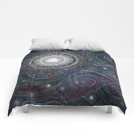 Feather Moon Comforters