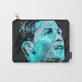 Cristiano Ronaldo Illustration Carry-All Pouch