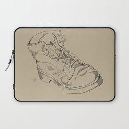 Art Study (the boot part 2) Laptop Sleeve