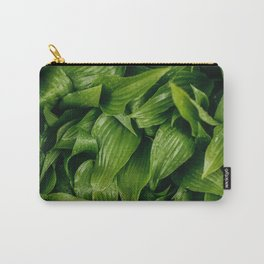 Some Leafy Stuff Carry-All Pouch