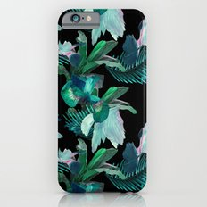 Midnight Iris / Black Slim Case iPhone 6s