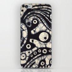 Abstract Batik 2 iPhone & iPod Skin
