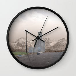 atmosphere 63 · day 2 Wall Clock