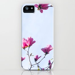 Inflorescence iPhone Case