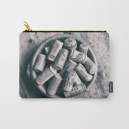 Collection of Corks. Carry-All Pouch