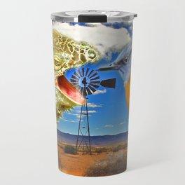Tourists in Namaqualand Travel Mug