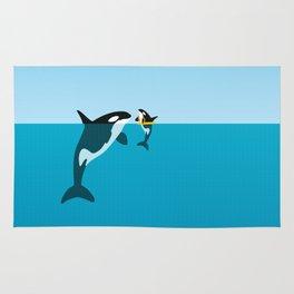 Orca Rug