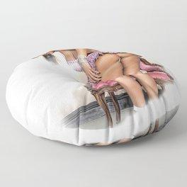 Lovely Lisa Floor Pillow