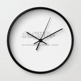 LGBTA+ Wall Clock