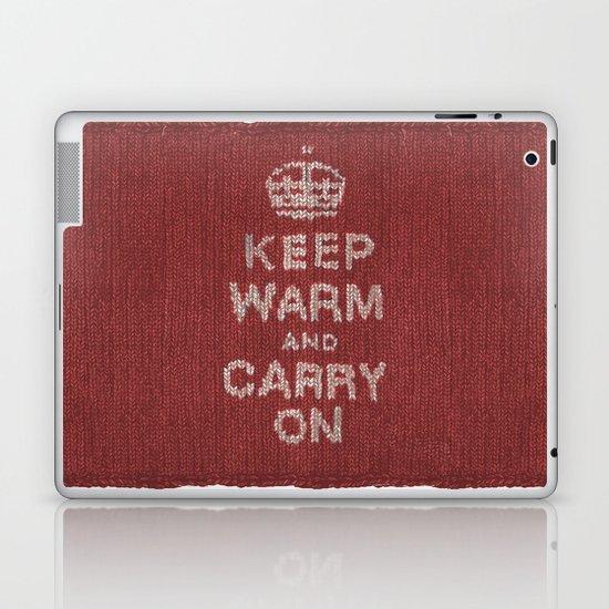 Winter Lovers I Laptop & iPad Skin
