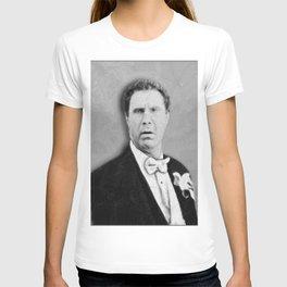 Will Ferrell Fan Gifts Old School T-shirt