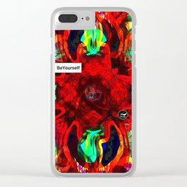 need i say more? Clear iPhone Case
