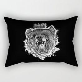 Berlin Bear King Rectangular Pillow