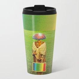 Muscaria Metal Travel Mug