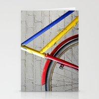 bike Stationery Cards featuring Bike by Marieken