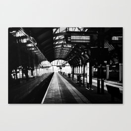 Track 6 Canvas Print