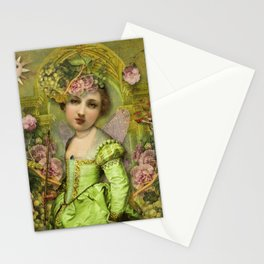 Garden Delight Stationery Cards