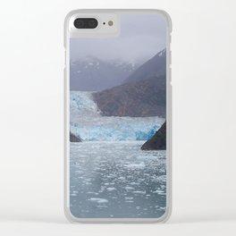 Sawyer Glacier Clear iPhone Case