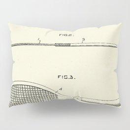 Tennis Racket-1918 Pillow Sham