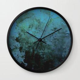 """Hidden depth"" Wall Clock"