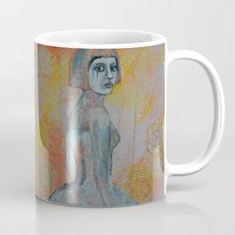 Portrait of lady Natasha Circus Performer Coffee Mug