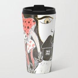 mushroomlady Travel Mug