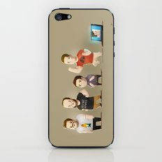 IG Lineup iPhone & iPod Skin