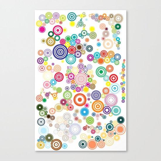 Springs Canvas Print