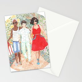 August 6 Stationery Cards
