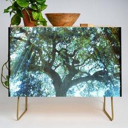 Ramona Oak Tree Credenza