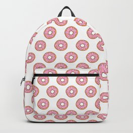 I Love You More Than Donuts Backpack