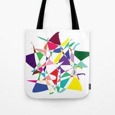 Cosmic Star Tote Bag