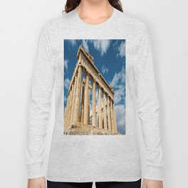 Parthenon Greece Long Sleeve T-shirt
