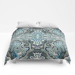 Abstract #4 - V - Aquatic Comforters