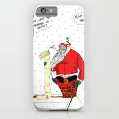 Shitty Christmas iPhone 6s Slim Case