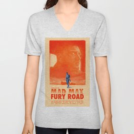 Mad Max: Fury Road Unisex V-Neck