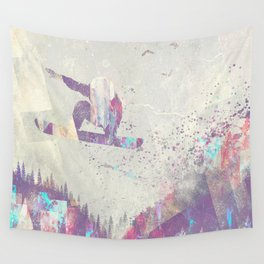 Explorers IV Wall Tapestry