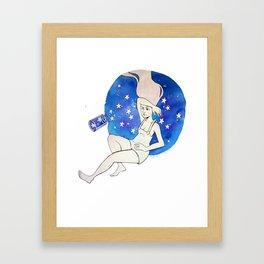 Starspill Framed Art Print