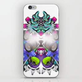 MultiFUNKtion iPhone Skin