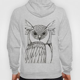Wings and Eyes Hoody