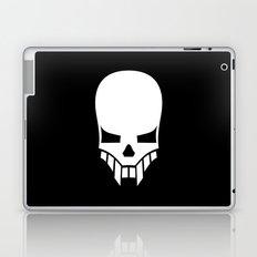 Sinister Skull Laptop & iPad Skin