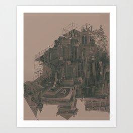 extend Art Print