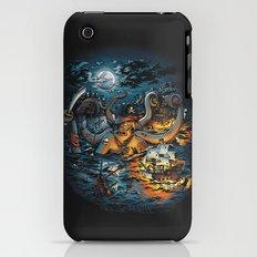Out Arrr...med iPhone (3g, 3gs) Slim Case