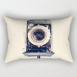 Vintage Kodak Monitor Six-20 Film Camera 1948-1951 Rectangular Pillow